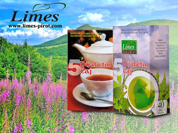 Caj-za-dijabetes-Dijabetin-Limes-lekovito-bilje