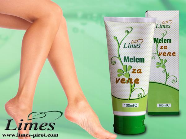 Limes-melem-za-vene