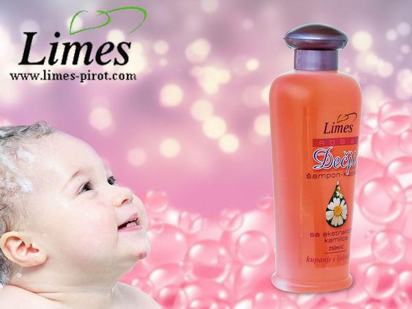 limes-deciji-sampon-kupka-za-bebe-prirodni-ekoloski-proizvod