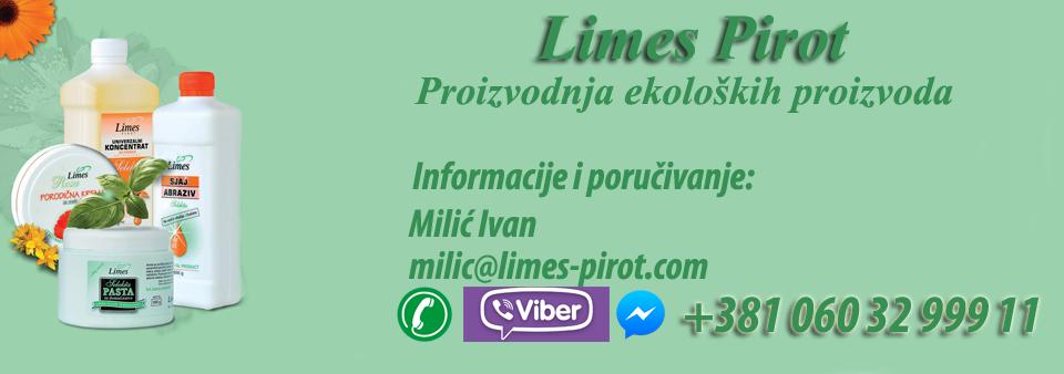 Limes Pirot proizvodi